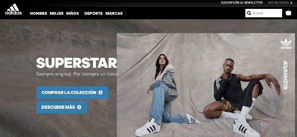 Ofertas Adidas Mexico