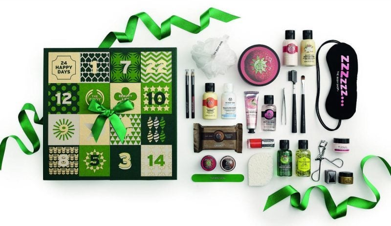 Купоны TheBodyShop
