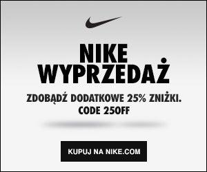 Nike promocja