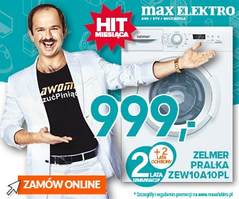 MaxElektro promocja