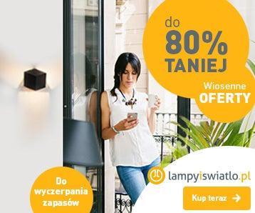 Kupony rabatowe LampyiSwiatlo.pl