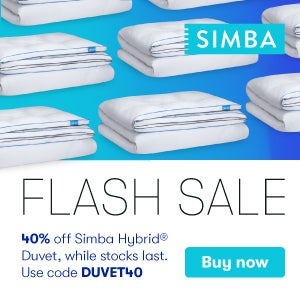 Simba Sleep discount codes