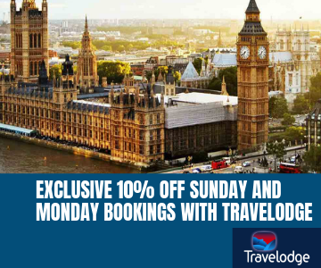 10% Travelodge Discount Code | August 2019 | The Independent