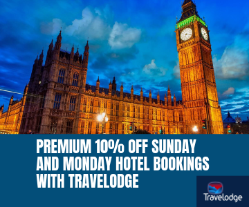 Travelodge banner