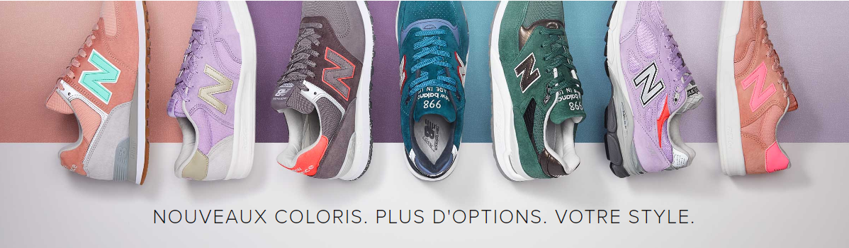 code promo pour new balance