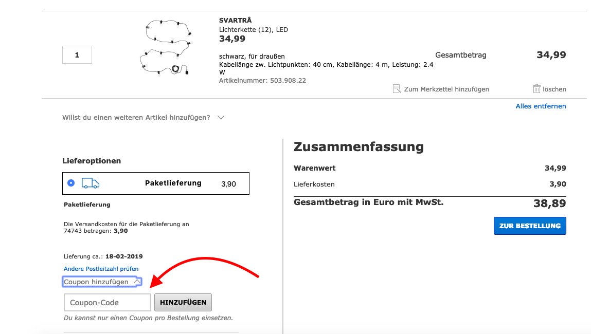 Ikea Gutschein 10 Sparen Gültig Im Juni 2019