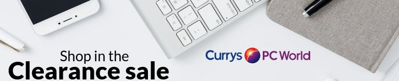 currys disruptive banner