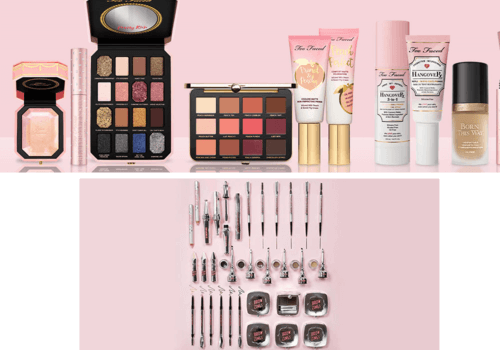 Benefit et Too Faced chez Sephora