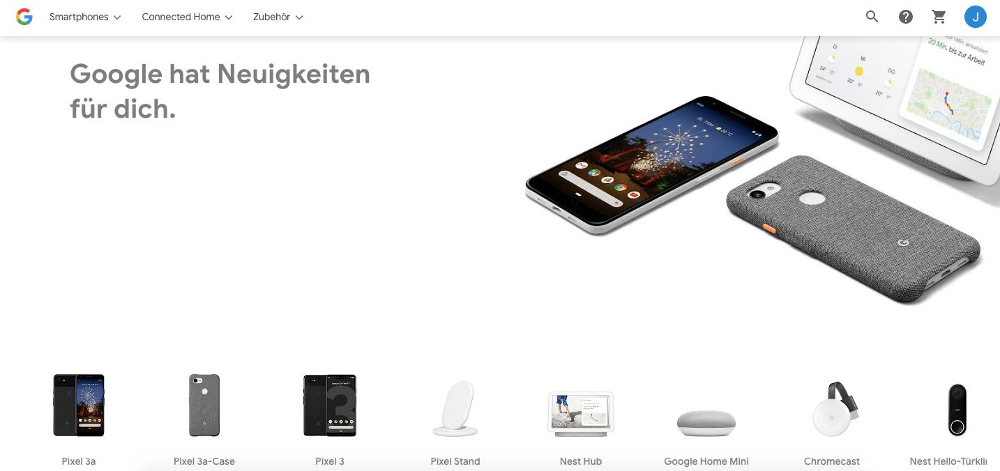 Expedia Startseite