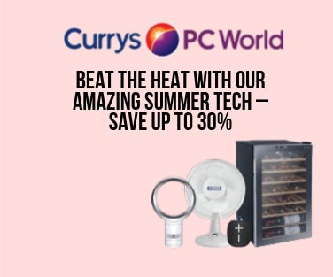 Currys discount codes: Premium £200 - The Telegraph
