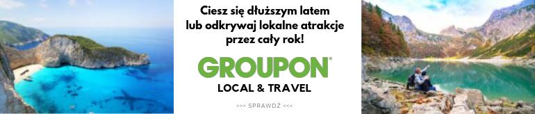Groupon kod rabatowy travel fakt