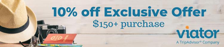 Viator exclusive offer