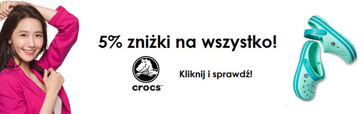 Crocs promocja