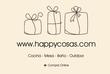 Código descuento Happy Cosas