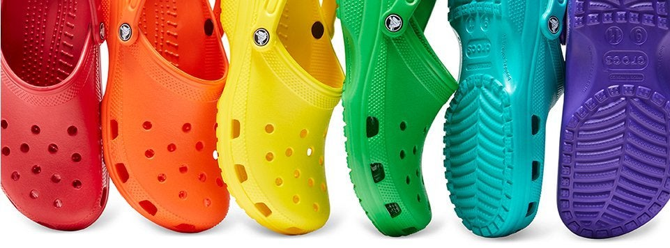 Купон Crocs