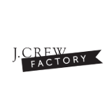 J.Crew Factory coupons, and promotional codes