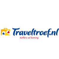 Traveltroef voucher en aanbieding