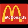McDonald's vouchers