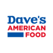 Dave's American Food Coupon