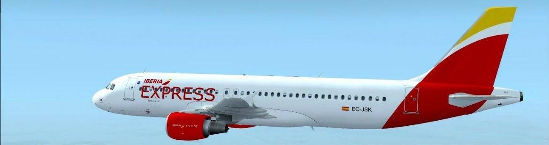 Código promocional Iberia Express