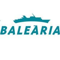 Cupón descuento Balearia