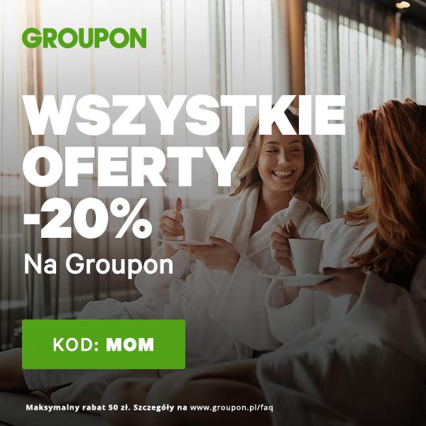Kod promocyjny Groupon