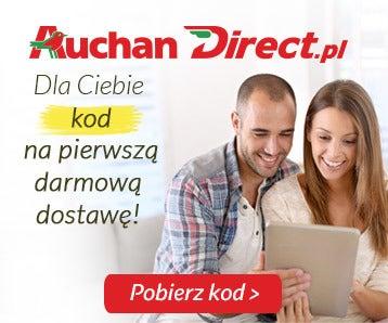 Auchan Direct kody rabatowe