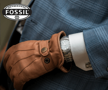 Code promo Fossil | Futura